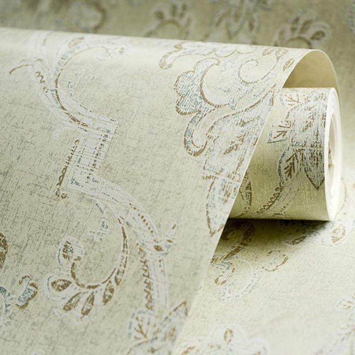 纯纸墙纸适合潮湿房间使用