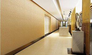 办公室适合用什么样的墙纸?