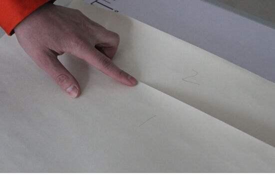 墙纸实际用量算法