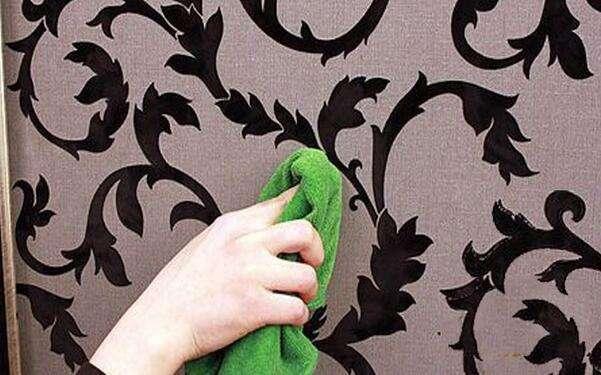 墙纸的日常清洁怎么做