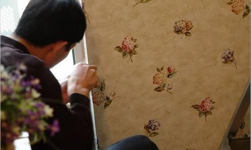 墙纸的日常保养注意点