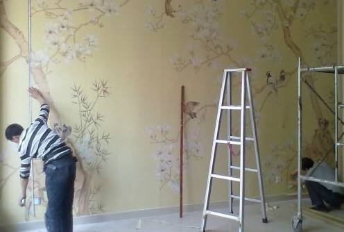 贴墙纸如何避免出现缝隙及补救方法