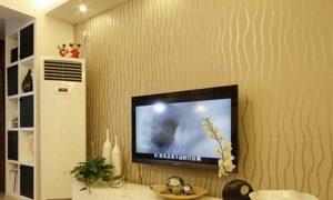 电视墙墙纸该如何选择?