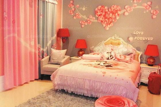 结婚婚房房间墙纸如何选择?