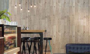 未上色木墙墙纸