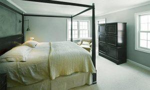 冷色调是最适合小空间的颜色。