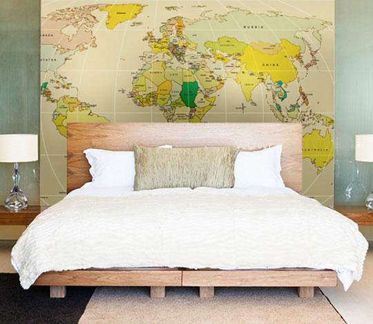 墙纸是房间的一件华丽外衣