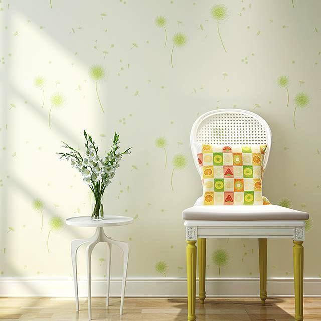 质量低劣的墙纸有什么样的特征?