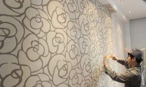 墙纸验收注意事项