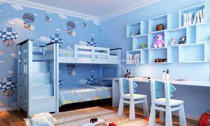 乳胶漆、墙布、壁纸,儿童房墙面该如何挑选?