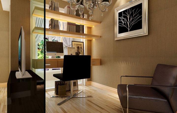 墙纸和地板,先做哪一个?