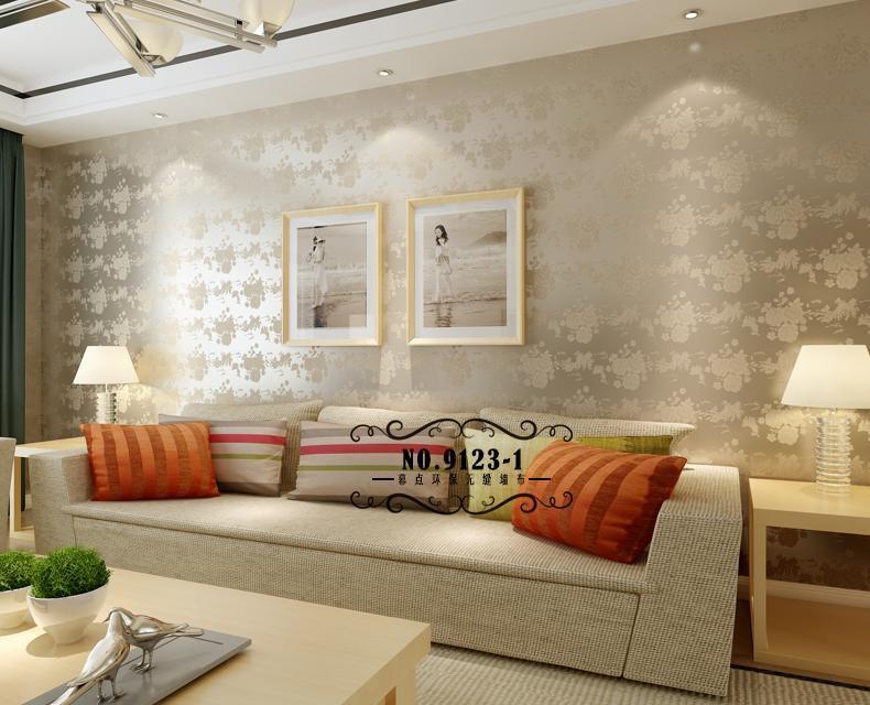 无缝墙布脏了该如何处理?