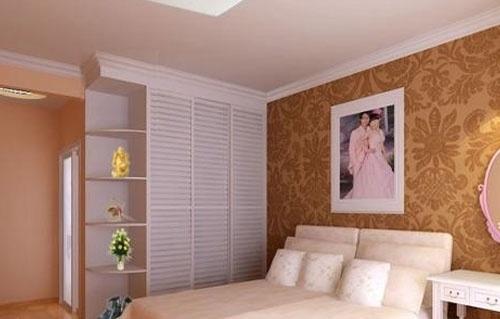 木工板上能够贴墙布或者是墙纸么?插图