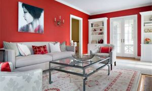 家庭装修如何选择墙纸墙布的颜色,跟着潮流走吧插图