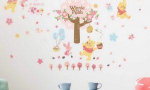 贴墙纸前如何正确的清理壁贴插图