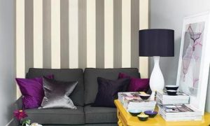利用深色和浅色墙纸改变房间的视觉尺寸缩略图