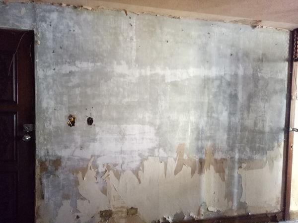如何轻松的拆除墙壁上的旧墙纸