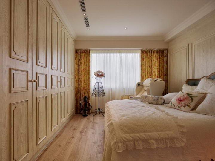 【墙纸装修案例推荐】用碎花妆点房间?