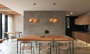 哪些墙面装修材料能够实现水泥质感?插图