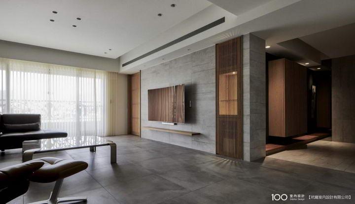 哪些墙面装修材料能够实现水泥质感?插图(3)