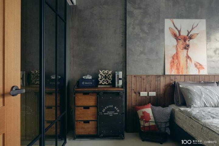 哪些墙面装修材料能够实现水泥质感?插图(4)