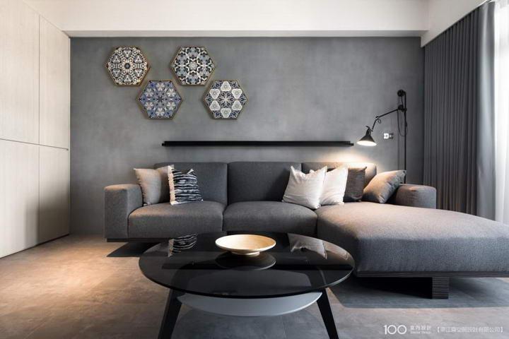 哪些墙面装修材料能够实现水泥质感?插图(5)