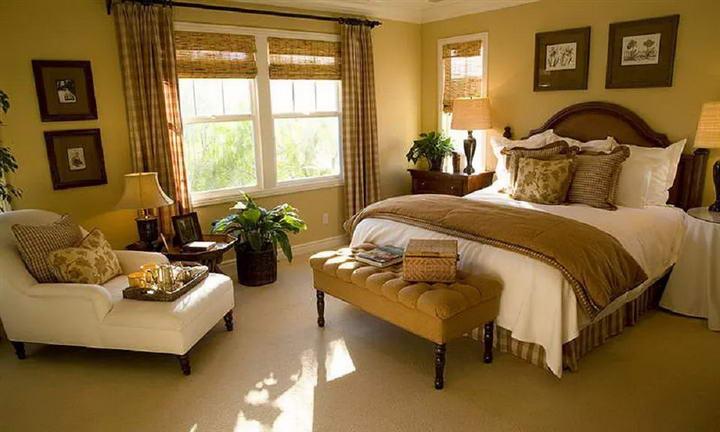 5种卧室装修最佳色彩搭配方案插图2