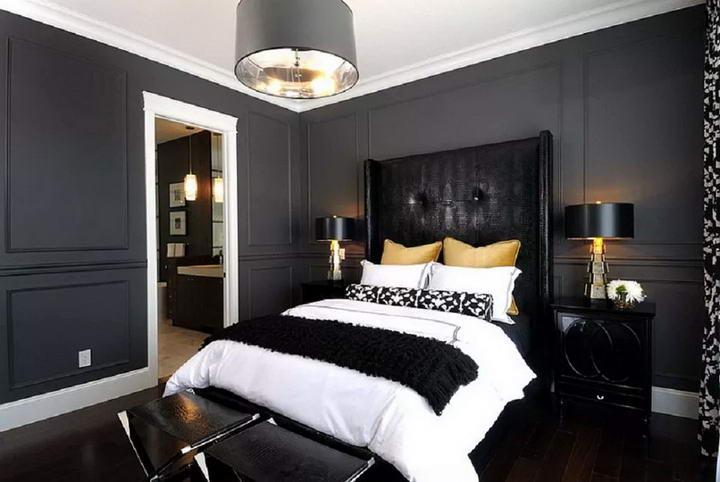 5种卧室装修最佳色彩搭配方案插图4