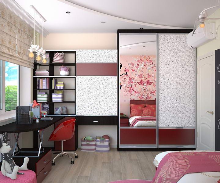 儿童房墙面装修材料如何选:乳胶漆、墙布、墙纸插图3