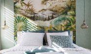 利用墙纸将家装修出热带海岛渡假风插图