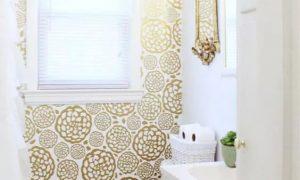 卫生间/浴室里可以使用墙纸么?缩略图