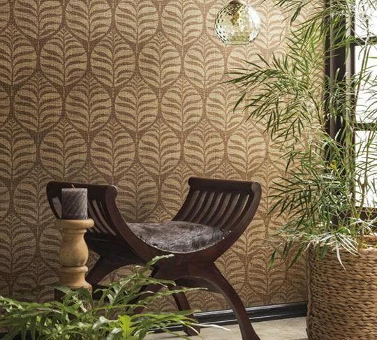 利用墙纸将家装修出热带海岛渡假风插图6