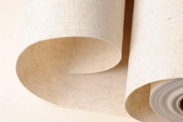 亚麻墙纸:可生物降解的新型环保墙纸插图