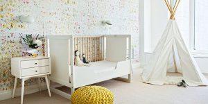 儿童房墙纸应该如何选择?插图