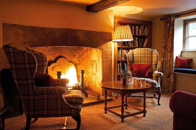 英式室内设计 壁炉