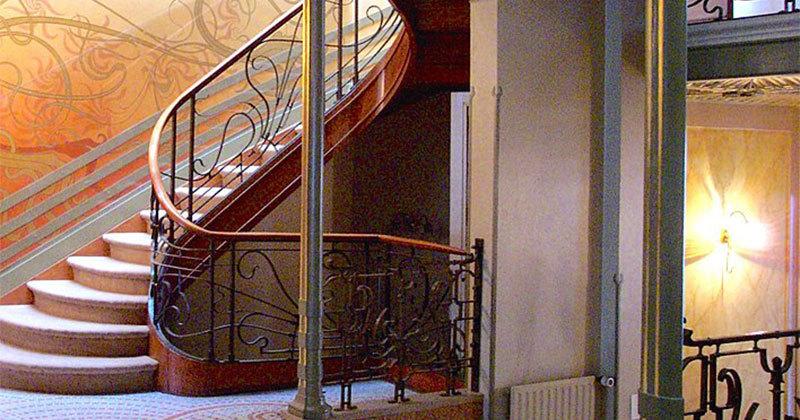 英式室内设计 英式楼梯