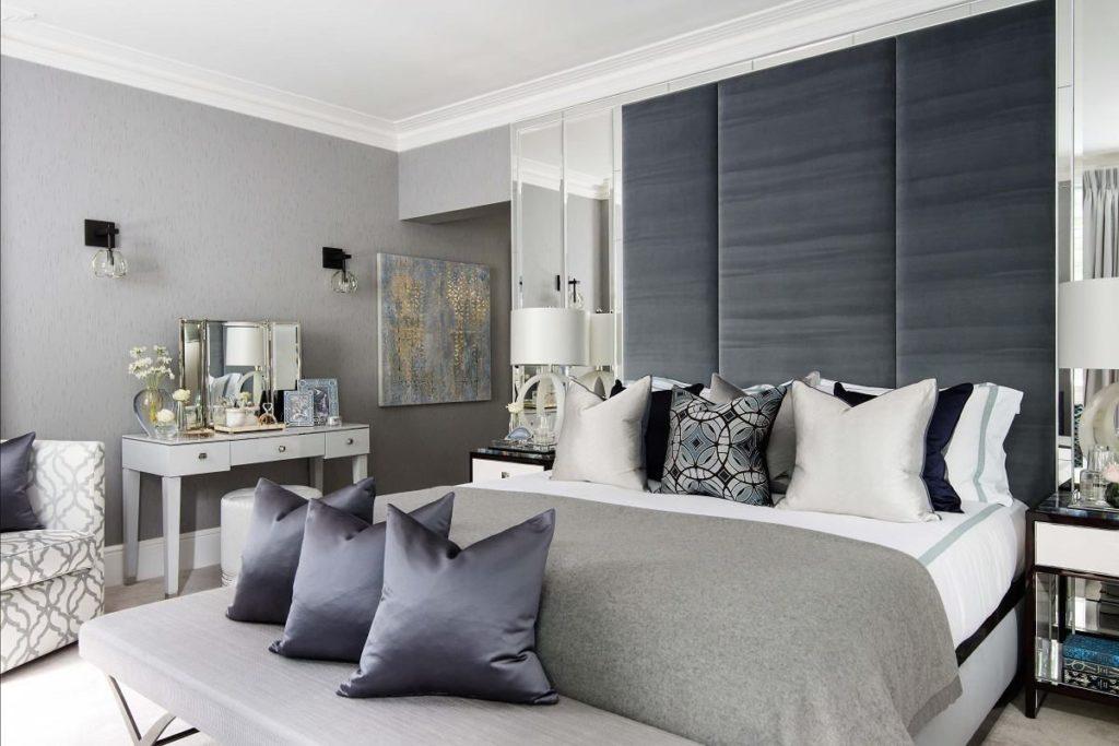 英式设计 卧室