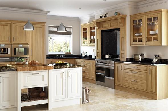 英式设计 厨房
