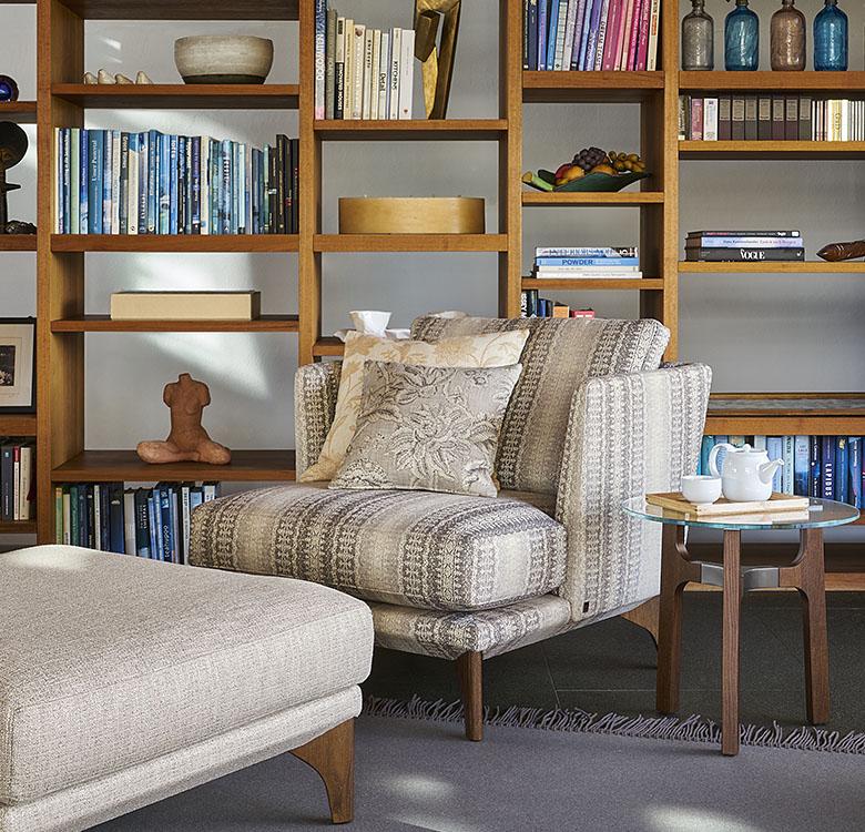英式室内设计 纺织品的选择