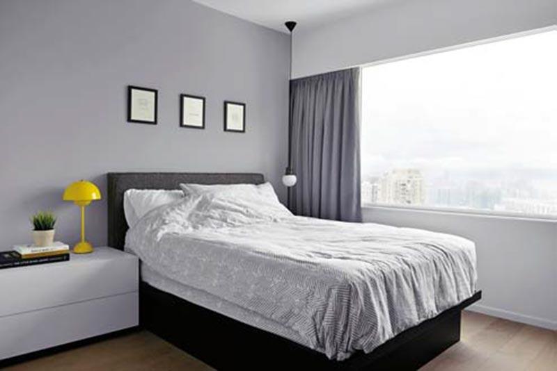 ▲统一房间色调:将墙壁漆成跟沙发或空间里最大件的家具一样的色调。(图片来源/ hoo)