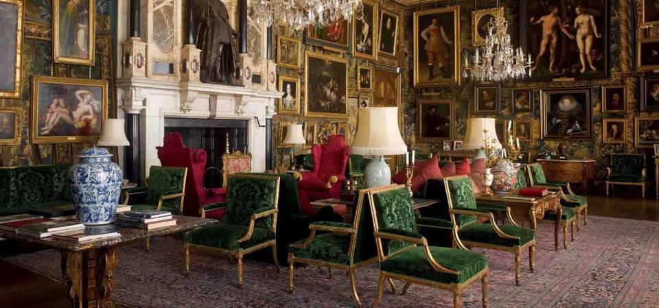 英式室内设计 家具