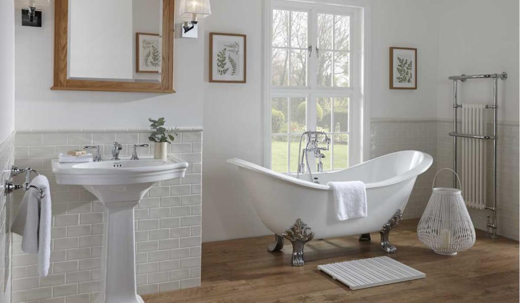 英式设计 浴室