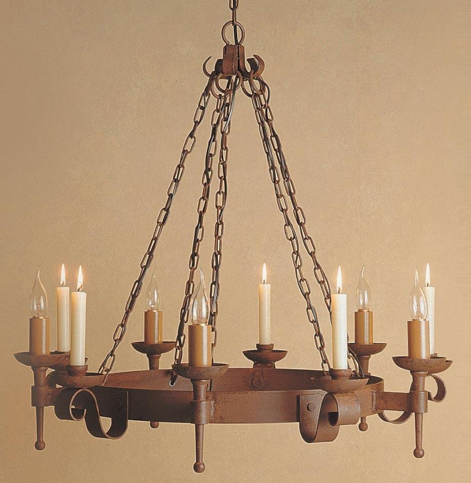 英式室内设计 灯具