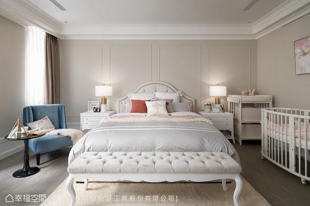 提升睡眠质量,卧室装修10个要点插图1