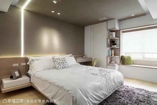提升睡眠质量,卧室装修10个要点插图2