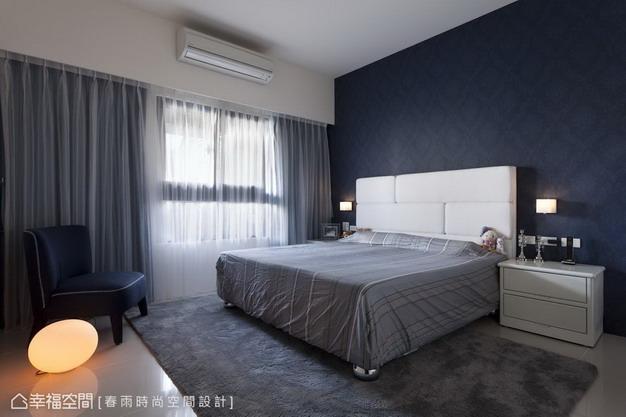 提升睡眠质量,卧室装修10个要点插图7